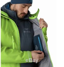 Arc'teryx Alpha Sv Gore-tex Men Pro Jacket Medium, Utopia, 2019/2020
