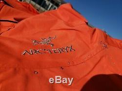 Arc'teryx Alpha Sv Gore-tex Pro Jacket Medium, Tn-o