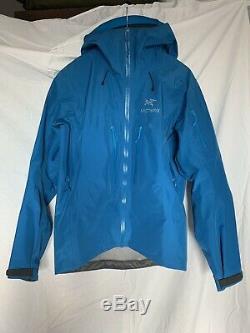 Arc'teryx Alpha Sv Gore-tex Pro Jacket Mens Med Excellent Cond