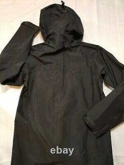 Arc'teryx Alpha Sv Jacket Homme Medium 24k Noir 18082 Nouveau Avec Tags