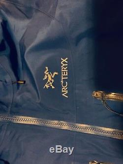 Arc'teryx Alpha Sv Jacket Homme Moyenne Couleur Stellar Nwot