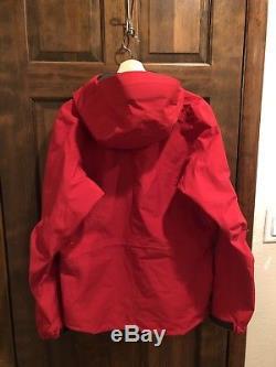 Arc'teryx Alpha Sv Jacket Homme Rouge Moyen