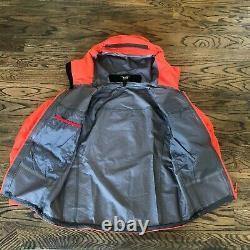 Arc'teryx Alpha Sv Jacket Mens Medium Trail Blaze Orange Veste $ 2020 Nwt 799