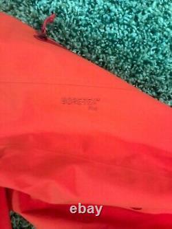 Arc'teryx Alpha Sv Ski Jacket Homme Gore-tex Pro Shell Utilisé 8 Fois