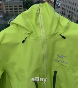 Arc'teryx Alpha Sv Veste Femmes Taille M Couleur Titanite 750,00 $ Cdn