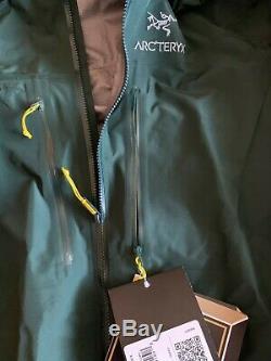 Arc'teryx Alpha Sv Veste Taille De Mens Medium M Couleur Zevan Pdsf 785,00 $