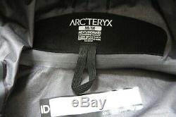 Arc'teryx Alpha Veste Feuille Lt Homme (gen 2) Loup Gris Moyen (détail 629 $)