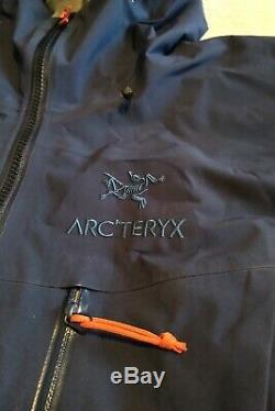 Arc'teryx Arc'teryx Hommes D'alpha Sv Gore-tex Pro Jacket Taille Moyenne