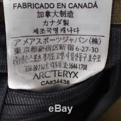 Arc'teryx Authentique Leaf 18864 Alpha Veste Lt Gore-tex