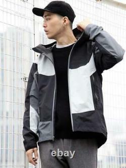 Arc'teryx Beams Gore-tex Jacket Taille M Beta Sl Alpha Patchwork Crazy Pattern