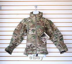 Arc'teryx Leaf Alpha Gen 2 Jacket Multicam Fabriqué Au Canada Militaire