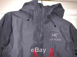 Arc'teryx Mens Alpha Sv Manteau Medical Pilot Arcteryx Fabriqué Au Canada