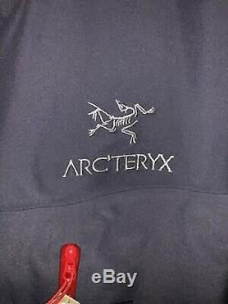 Arc'teryx Veste Alpha Sv Homme Pilot Gore Tex Imperméable Moyen Homme Pdsf 749 $