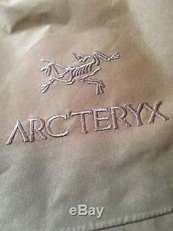 Arc'teryx Veste Gore-tex Leaf Alpha Lt Gen 2 Medium Crocodile Neuf Sans Étiquette