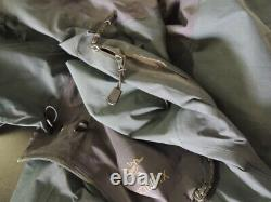 Arc'teryx Vintage Goretex Xcr Hooded Parka Made Canada Open Coutures Alpha Medium