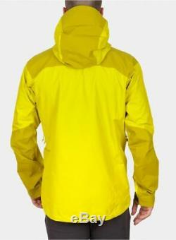 Arcteryx Alpha Ar Jacket Lichen Taille Medium Gore-tex Pro Pvc Prix Conseillé £ 500