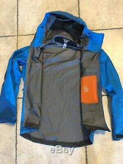 Arcteryx Alpha Ar Jacket Men Medium Nouveau Avec Étiquettes