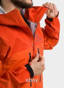 Arcteryx Alpha Ar Veste Dynasty Gore-tex Pro Taille Moyenne Lt Sv Beta Prix De Vente Conseillé 520 £