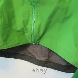Arcteryx Alpha Ar Veste Homme Medium M Green Snowboard