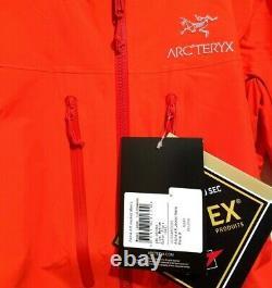 Arcteryx Alpha Ar Veste Homme, Nouveau- Moyen