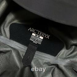 Arcteryx Alpha Comp Hybrid Rare Gore-tex Veste Moyen Alpha Beta Thet Sv Ar Sl