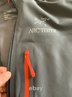 Arcteryx Alpha Fl Gore-tex Pro Jacket Moyen, Immaculé