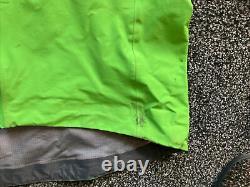 Arcteryx Alpha Fl Goretex Pro Green Medium