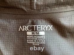 Arcteryx Alpha Fl Goretex Pro Hommes M Magma Excellent