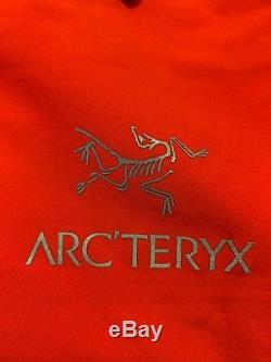 Arcteryx Alpha Fl Veste Magma Hommes Moyenne