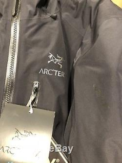 Arcteryx Alpha Is Veste Moyenne Noire 2018 Gore Tex 899 $ Pdsf