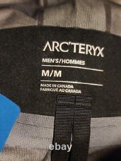 Arcteryx Alpha Pullover Homme M