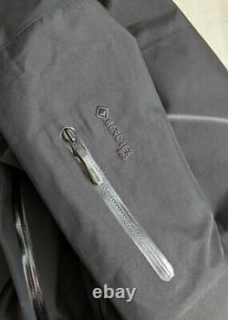 Arcteryx Alpha Sv Jacket Homme Moyen 24k Noir 2020/2021 Gore-tex Pro