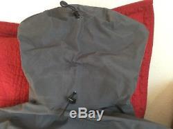 Arcteryx Alpha Sv Jacket Mens Nwt Medium, Pilot (gris / Noir)