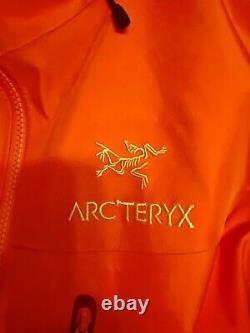 Arcteryx Alpha Sv Jacket Taille Homme Taille Moyenne Flambant Neuf Avec Tags