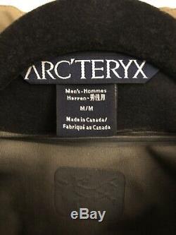 Arcteryx Alpha Sv Leaf Moyenne Génération 1
