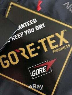 Arcteryx Alpha Sv Veste Mens Moyen Goretex Shell Arc'teryx Gris / Rouge M