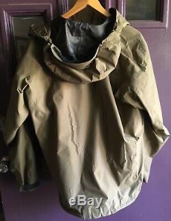 Arcteryx Arcteryx Mens Alpha Lt Gore-tex Pro Jacket Med M Green