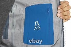 Arcteryx Beta Ar Jacket Tui Bleu Gore-tex Pro Medium Rrp £ 480 Sv Alpha