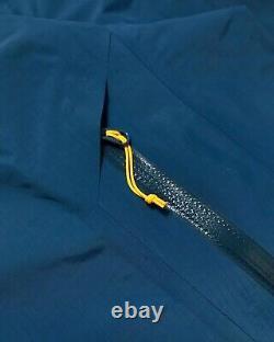 Arcteryx Beta Sl Veste Rare Gore-tex Taille M Bleu/beams Jaune Alpha Theta Sv Ar