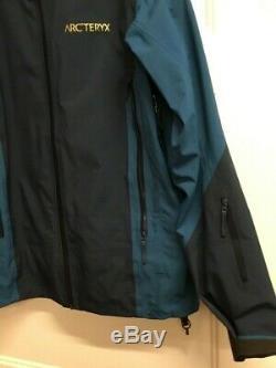 Arcteryx Comme Alpha Ar Jacket Taille Men Medium Arcteryx Gore-tex
