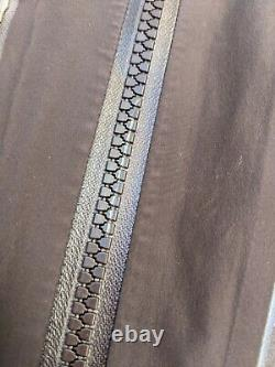 Arcteryx Gore-tex Pro Alpha Ar Coquille Dure Veste Femme Moyen Violet Wine Euc