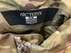 Arcteryx Leaf Alpha Jacket Gen 2 Multicam Homme Moyen