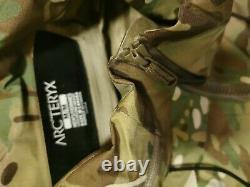 Arcteryx Leaf Alpha Jacket Gen 2 Taille Moyenne