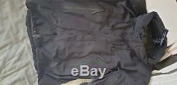 Arcteryx Leaf Alpha Jacket Noir Moyen Uksf