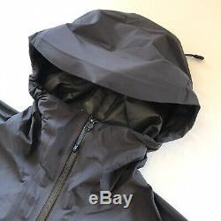 Arcteryx Zeta Lt Gore-tex Shell Jacket Taille Moyenne Gris Alpha Beta Sv Ar Sl