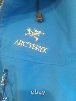 Arctyrx Alpha Sv Bleu Medium