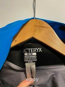 Arteryx Alpha Ar Gore Tex Pro Veste Moyenne Homme