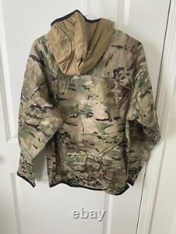 Au-delà De Alpha Lochi Reversible Jacket (multicam & Black)
