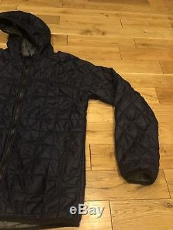 Beyond Clothing A3 Veste Alpha Lochi Navy / Gris Moyen