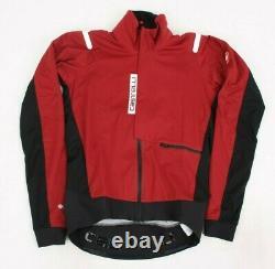 Castelli Alpha Ros Cycling Jacket Men Medium / 52192 /